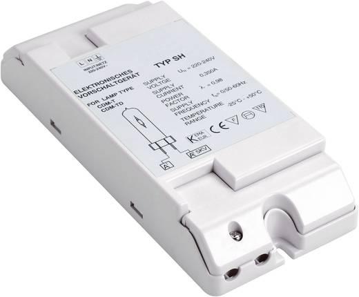 SLV Halogen-Metalldampflampen EVG 70 W (1 x 70 W) mit Zugentlastung