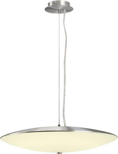 Pendelleuchte Leuchtstofflampe G10q 32 W SLV Elsu 149365 Aluminium (gebürstet)