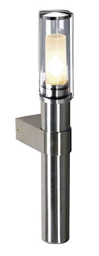 Außenwandleuchte Stiftsockel G9 40 W SLV Nails 229132 Edelstahl