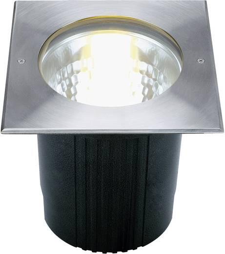 Außeneinbauleuchte E27 Energiesparlampe 11 W SLV Dasar 229204 Edelstahl