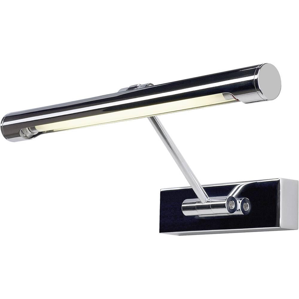 lampe pour tableau 8 w laiton antique sur le site internet conrad 489911. Black Bedroom Furniture Sets. Home Design Ideas