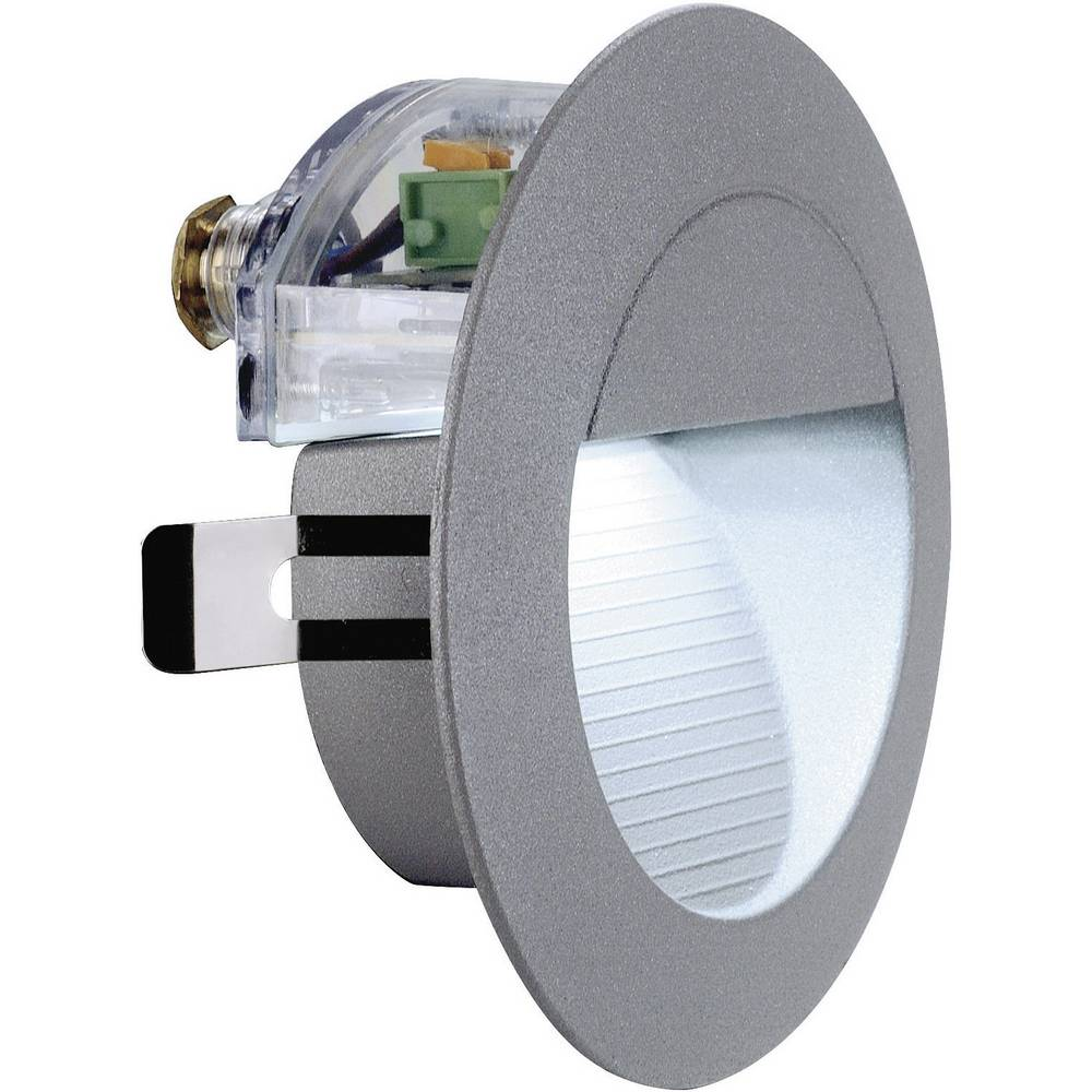 Lampade da incasso per esterno a led 0 7 w bianco caldo for Lampade led incasso