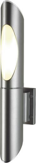 Außenwandleuchte Energiesparlampe, LED E27 15 W SLV Ovis 228605 Stein-Grau