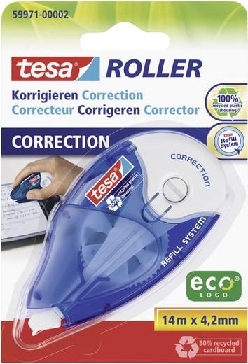tesa® Roller Korrigieren ecoLogo®, 4,2 mm
