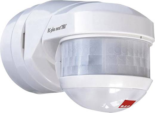 B.E.G. Brück 97003 Wand, Decke PIR-Bewegungsmelder 280 ° Relais Weiß IP54