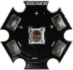 IR reflektor Roschwege Star-IR850-05-00-00, 850 nm, 90 °, Sonderform, SMD