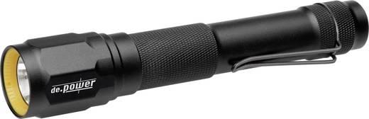LED Taschenlampe de.power 3 CR123-Cell batteriebetrieben 146 g