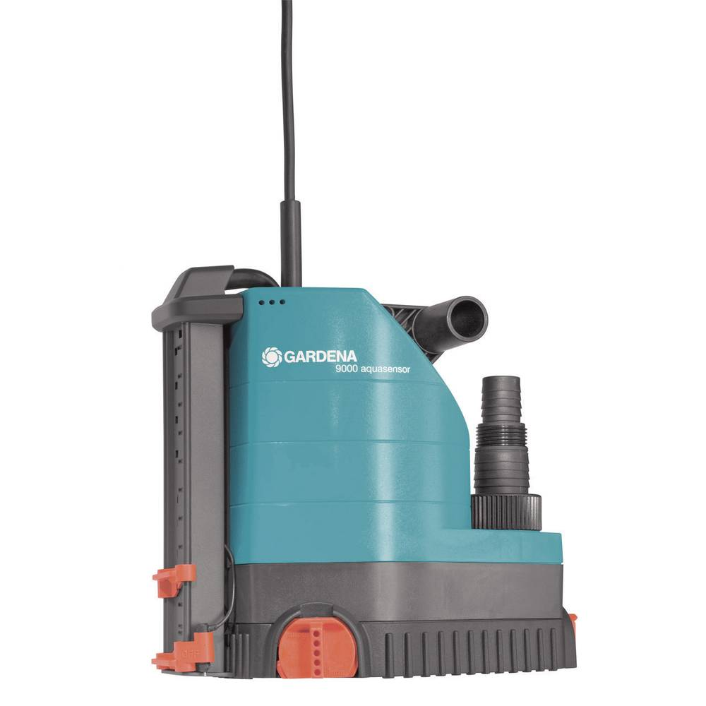 submersible pump gardena 1783 20 9000 l h 7 m from. Black Bedroom Furniture Sets. Home Design Ideas
