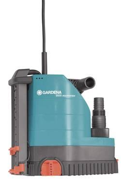 Ponorné čerpadlo Gardena 9000 Comfort, 01783-20, 320 W, 9000 l/h, 7 m