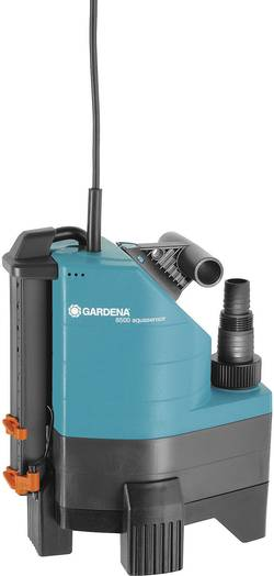 Kalové čerpadlo Gardena 8500 Comfort, 01797-20, 380 W, 8300 l/h, 6 m