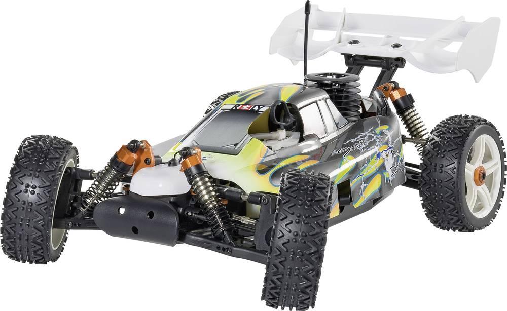 Reely 1:8 Auto RC Nitro Buggy 4 Ro