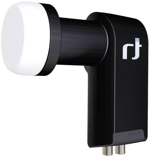 Inverto BLACK Ultra Twin-LNB Teilnehmer-Anzahl: 2 Feedaufnahme: 40 mm