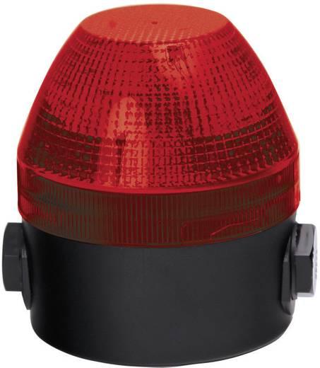 Signalleuchte Auer Signalgeräte NES Rot Rot Dauerlicht, Blinklicht 110 V/AC, 230 V/AC