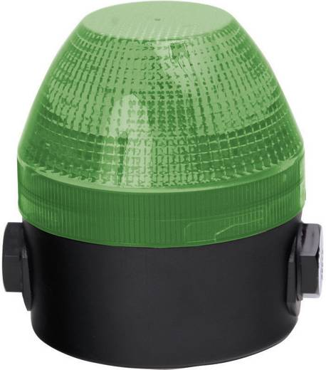 Signalleuchte Auer Signalgeräte NES Grün Grün Dauerlicht, Blinklicht 24 V/DC, 24 V/AC, 48 V/DC, 48 V/AC