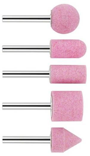 Schleifstift, kegelförmig, mittelhart 6 mm, 60, 20 mm, 25 mm Bosch 2608620014 Durchmesser 20 mm Körnung 60