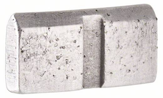 Segmente für Diamantbohrkronen 1 1/4, für BK Nass 138 mm