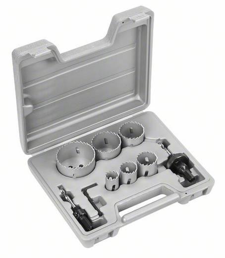 Lochsägen-Set 9teilig Bosch Accessories 2607018389 1 Set