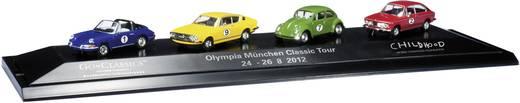 Herpa 101882 H0 Olympische Spiele München Classic Tour 2012