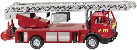 Wiking 0618021 H0 Mercedes Benz 1619 - Metz Feuerwehr DLK 23-12