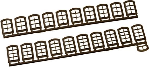 H0 Fenster Kunststoffbausatz Auhagen 80204