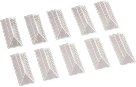 H0 Oberlichtfenster (L x B x H) 34 x 13 x 8 mm Kunststoffbausatz Auhagen 80203