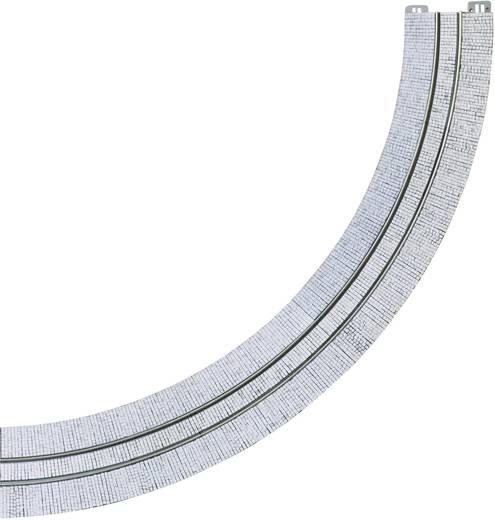 H0 Tramgleis gebogen R 250 mm