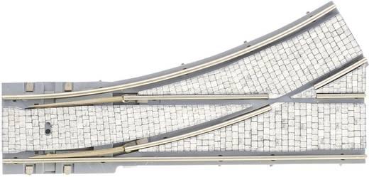 H0 Tillig Straßenbahngleis Luna 87593 Parallelweiche, links 30 ° 204 mm