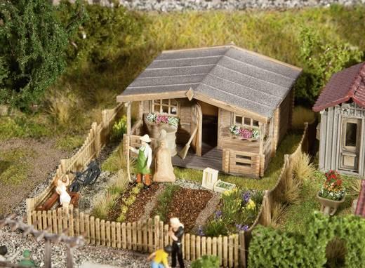 Faller Kolonträdgård med större trädgårdsskjul 180493 H0 Schrebergarten mit Häuschen