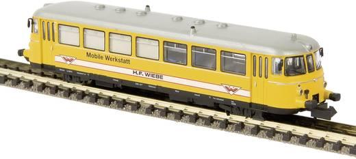 Brekina 96911 N MAN Schienenbus Wiebe
