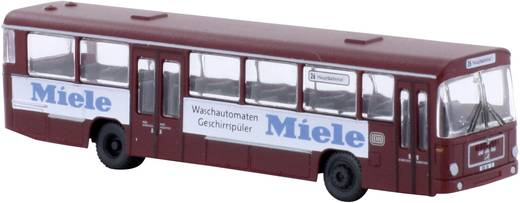 Minis by Lemke LC3934 N MAN SÜ 240 Überlandbus der DB mit Miele-Werbung