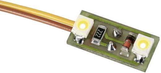 Innenbeleuchtung Gebäude mit LEDs Gelb Viessmann 6017