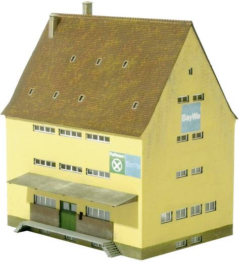 MBZ 16167 Z BayWa Lagerhaus