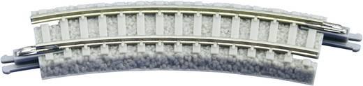Z Rokuhan Gleis (mit Bettung) 7297019 Gebogenes Gleis 26 ° 127 mm