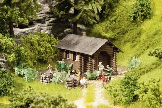H0 Themenset Waldhütte
