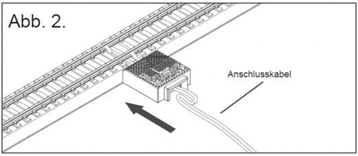 Z Rokuhan Gleis (mit Bettung) 7297408 Anschlusskabel 70 mm