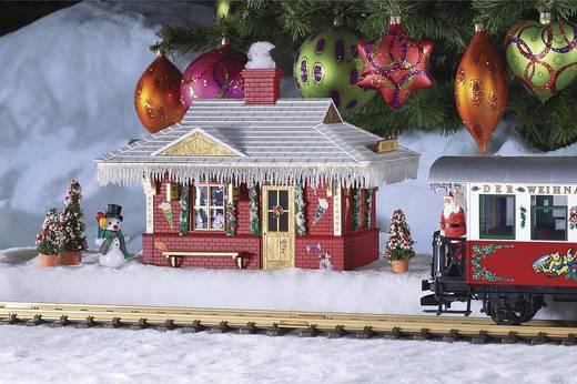 Piko G 62265 G Weihnachts-Bahnhof
