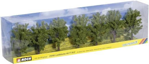 Baumpackung Laubwald 80 bis 80 mm NOCH 25088 Grün 7 St.