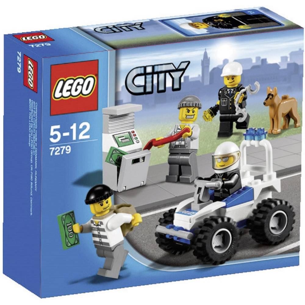 LEGO® City 7279 Police Minifigure Collection from Conrad.com