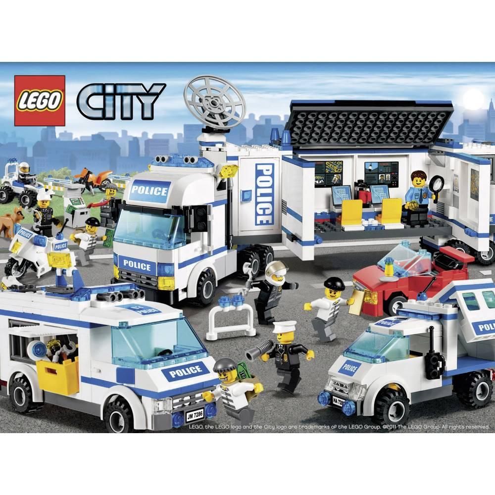 Lego city 7288 mobile police station from conrad - Lego city a imprimer ...