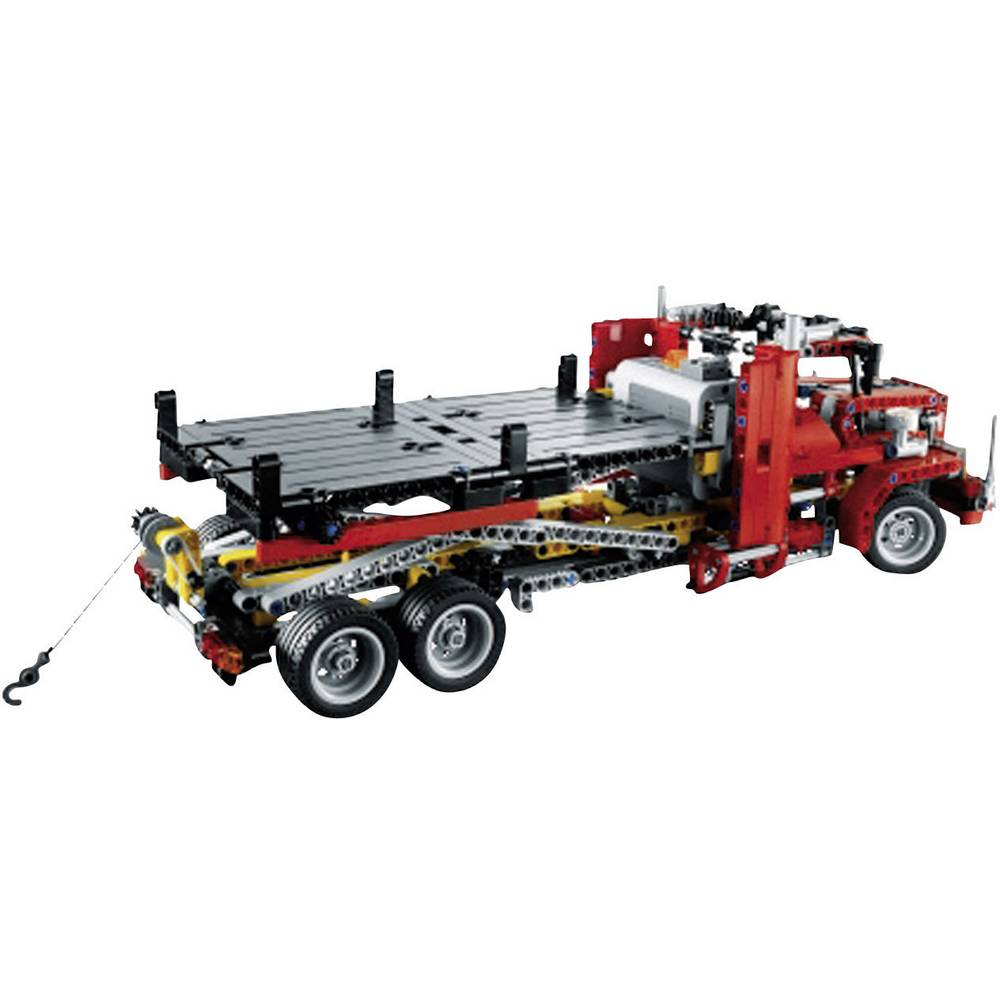camion remorque lego technic 8109 sur le site internet conrad 498326. Black Bedroom Furniture Sets. Home Design Ideas