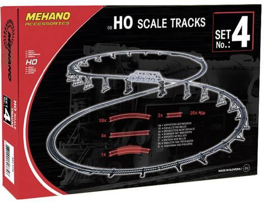 Mehano 58555 H0 Gleis-Ergänzungs-Set Nr. 4