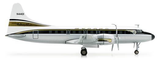 Luftfahrzeug 1:200 Herpa Mohawk Airlines Convair CV-440 553780