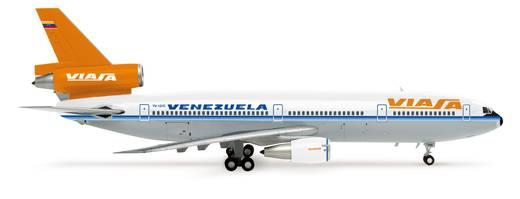 Luftfahrzeug 1:200 Herpa Viasa McDonnell Douglas DC-10-30 554275