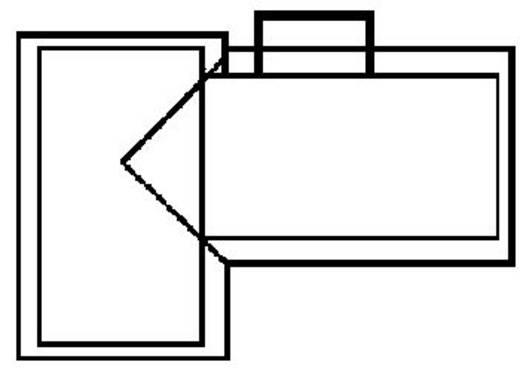 Piko H0 61127 H0 Sandwerk Verkaufsbüro