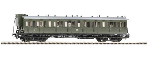 Piko H0 53212 H0 Abteilwagen 2. Klasse B4p der DR Epoche III mit Bremserhaus
