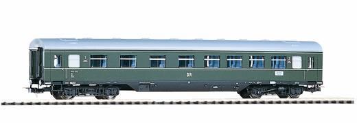 Piko H0 53241 H0 Modernisierungswagen 1./2. Klasse AB4ge mit Schürze DR Epoche III
