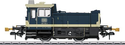 Spur 1 Diesellok Köf III BR 335 der DB