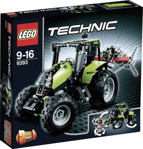 lego technic 9393 traktor kaufen. Black Bedroom Furniture Sets. Home Design Ideas