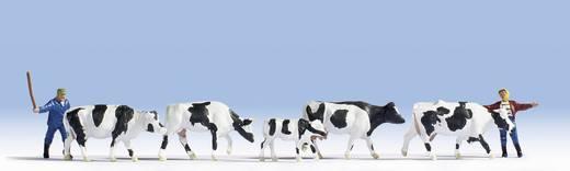 NOCH 15724 H0 Figuren Kühe treiben