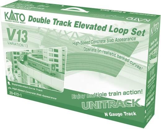 N Kato Unitrack 7078643 Ergänzungs-Set